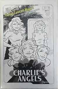 CHARLIES ANGELS 1 SDCC SAN DIEGO CON PX VARIANT NM