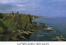 postcard Ireland  Antrim Dunluce Castle   unposted  Insight SP541