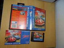 ROCK N ROLL RACING (Sega Mega Drive) boxed PAL