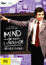 Mind Your Language: Series 3 DVD R4 (New)!