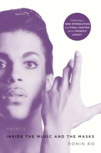 PRINCE Prince: Inside The Music And The Masks Book *NEW*