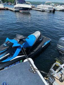 2017 Seadoo GTR230 84 HRS Fresh water only excellent condition.