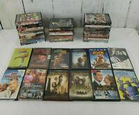 Lot of 50 Used random ASSORTED DVD Movies 50-Bulk DVD Lot Wholesale Lots