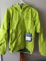 Mens New Arcteryx Zeta FL Jacket Size Small Color Lampyre