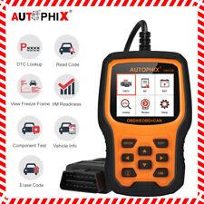 AUTOPHIX OM129 OBD2 Scanner Auto Code Reader Diagnostic Scan Tool Battery Test