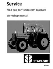 FIAT NEW HOLLAND 50-90 60-90 70-90 80-90 90-90 100-90 TRACTOR SERVICE MANUAL