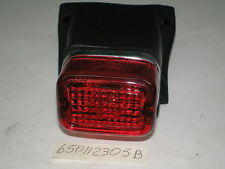 SUZUKI DS80 DS100 DS125 DS185 DS250 DRZ400 JR50 PE175 PE250 PD400  Tail Light 2