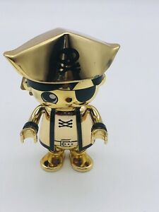 Rare Ryan's World Pirates Metallic Gold Figures