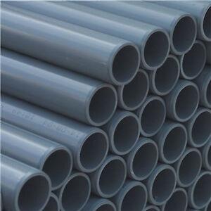 PVC-Rohr, PVC Druckrohr