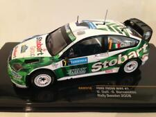 IXO MODELS 1/43 RAM316 FORD FOCUS WRC #7 G.GALLI RALLY SWEDEN 2008
