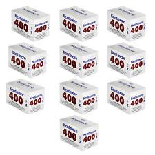 10 Rolls x Kentmere Black & White Camera Film ISO 400 35mm 36exp 135-36 Fresh