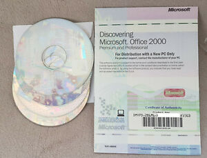 Microsoft Office 2000 Premium , Englisch