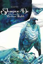 Sharaz-de: Tales from the Arabian Nights by Sergio Toppi (English) Hardcover Boo