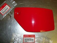 New Honda Foreman 500 & Rubicon 05-14 Red glove storage box lid side cover door