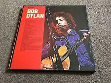 Bob Dylan - 1980 italien TRIPLE LP BOX SET Joker Records All Comme neuf!!! look in shop