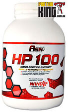 ASN HP100 1.8KG VANILLA HYDROLYZED WPI WHEY PROTEIN ISOLATE HP 100 ISO100 MAXS