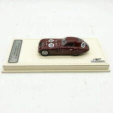 1/43 164301 TSM 1938 Alfa Romeo 8C 2900 #19 Le Mans 24 Hours Rare Car Model