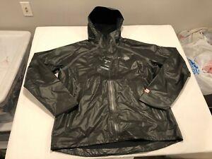 NWT $180.00 Columbia Titanium Mens Davis Strait EXS Shell Jacket Black Size XL