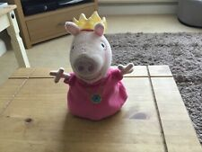 Peppa Pig Talking Princess Plush