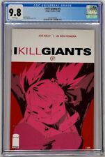 I Kill Giants #5 Image 2009 CGC 9.8 NM/MT One Of Only 5 @ Top Census Grade
