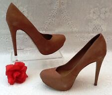 River Island Court Stiletto Suede Shoes for Women