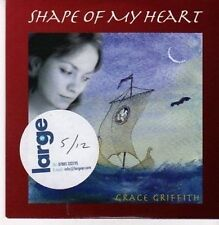 (CG13) Shape of My Heart, Grace Griffith - 2011 DJ CD
