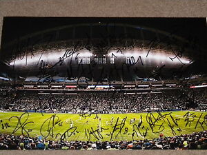 SEATTLE SOUNDERS SIGNED TEAM PHOTO 2010-11 KASEY KELLER W/PROOF!!!!!!!!!!!!!!