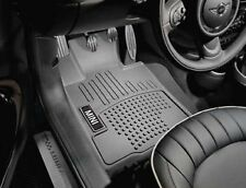 OEM MINI Cooper Hardtop F56 2 Door All Weather Floor Liners Mats Front & Rear