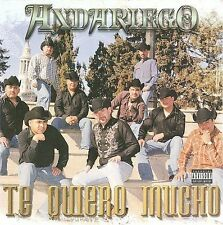 Andariego : Te Quiero Mucho CD