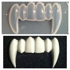 Vampire Fangs Flexible Resin Mold For Handmade Jewelry or Hair Bows