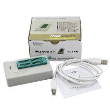 Universal TL866CS Programmer USB MiniPro EEPROM FLASH BIOS AVR GAL PIC SPI 40Pin
