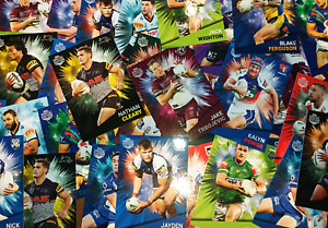 TLA NRL RIVALRY 2021 - BASE SET - PICK YOUR OWN - BUY 4 GET 1 FREE