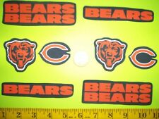 New! The Chicago Bears Iron-ons Fabric Appliques Iron-on