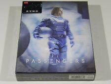 Passengers 3D+2D Blu-ray Steelbook HDzeta #398/400 OOS/OOP RARE