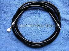 BSA M20 M21 UNIVERSAL CLUTCH BRAKE CABLE, QUALITY  CABLE.