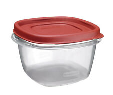 Rubbermaid Easy Find Lids 2 cups Food Storage Container 2 pc