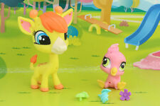 LITTLEST PET SHOP(1828)- #3812 #3813 PIRRE DE LONG & SIESTA PEREZ