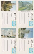 F-EX15910 SOUTH WEST AFRICA NAMIBIA POSTAL STATIONERY SET PAISAJES.