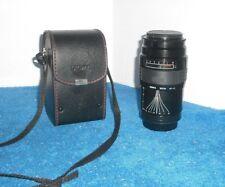 Sigma Minolta/ Sony Alpha 60-200mm Auto Focus Telephoto Zoom Lens. CLEAR GLASS