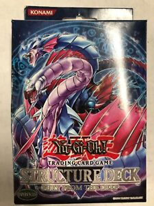 Yugioh Fury From The Deep Structure Theme Deck For Card Game CCG TCG
