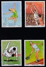 Luxemburg postfris 2005 MNH 1695-1698 - Diverse Sporten