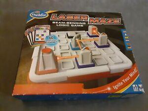 Laser Maze - Beam-Bending Logic Game by Thinkfun | Problem Solving 8+