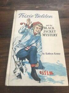 Trixie Belden #8 Black Jacket Mystery - Deluxe hardcover