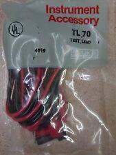Instrument Accessory TL70 Test Leads by Fluke