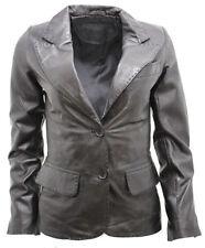 Cappotti e giacche da donna pelle bottone s