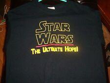 Rare Star Wars Corinthians Religious T-Shirt, Size Youth Large, Nice Shape!
