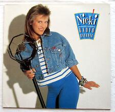 "12"" LP Vinyl - RADIO BAVARIA - Nicki"