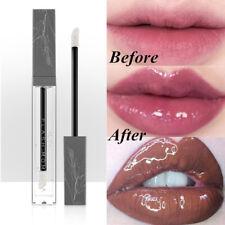 Transparent lip Plumper Gloss Permanent Glossy Lip treatment Liquid Clear