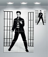 Elvis Presley Jailhouse Rock Vintage Giant Wall Art Poster Print