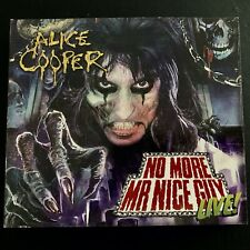 Alice Cooper - No More Mr Nice Guy - Live at Alexandra Palace - 21 Songs - 2012